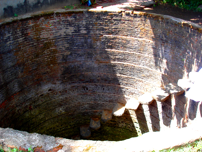 Dry well