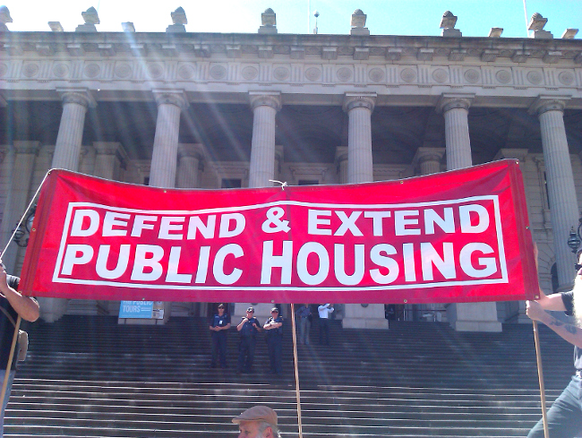 Defend and Extend Public Housing