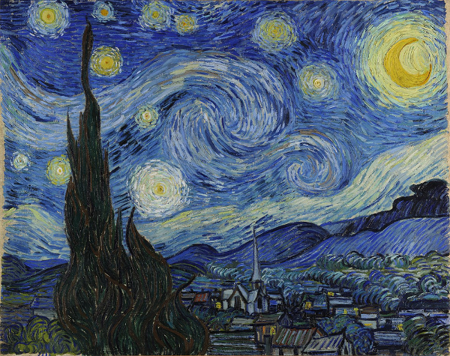 Van Gogh Starry Starry Night