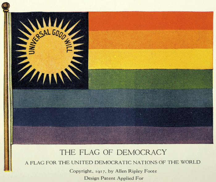 The Flag of Democracy